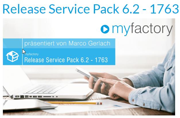 Release ServicePack 1763
