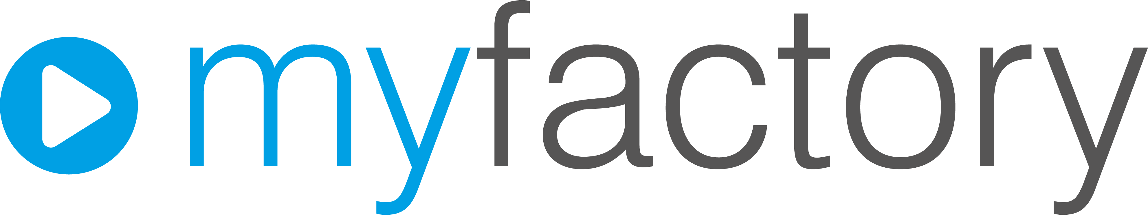 myfactory Logo
